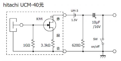 Hitachi-ucm40